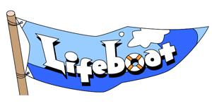 Lifeboat様ロゴ